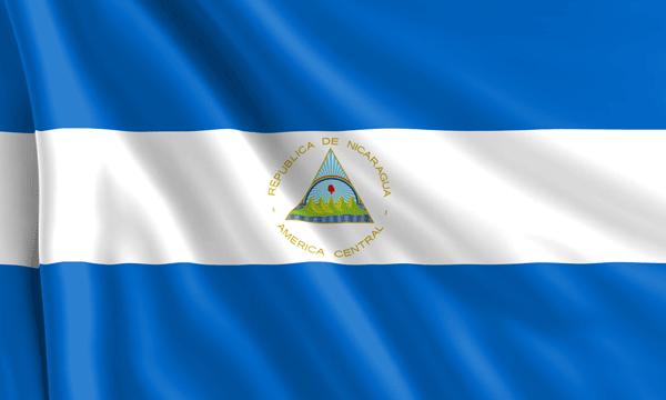 Bandera de Nicaragua