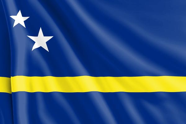 Bandera de Curazao