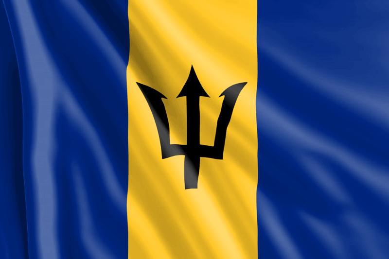 Bandera-de-Barbados