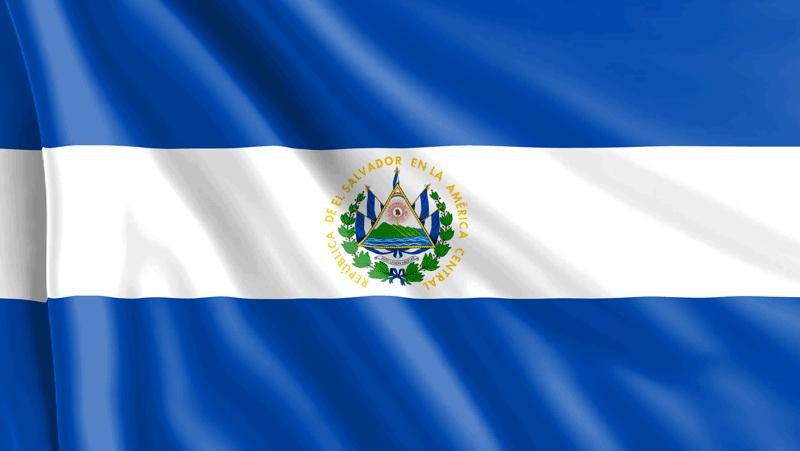 Bandera-de-El-Salvador