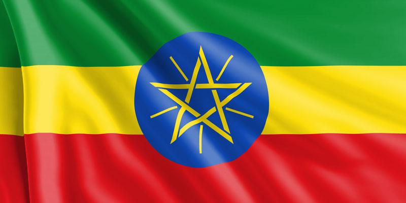 Bandera-de-Etiopia
