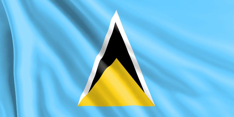 Bandera-de-Santa-Lucia