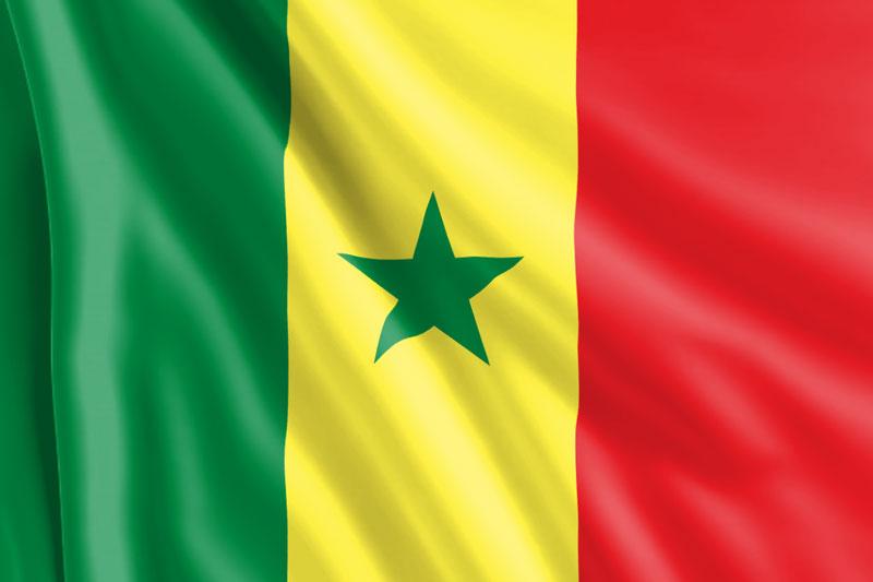 Bandera-de-Senegal