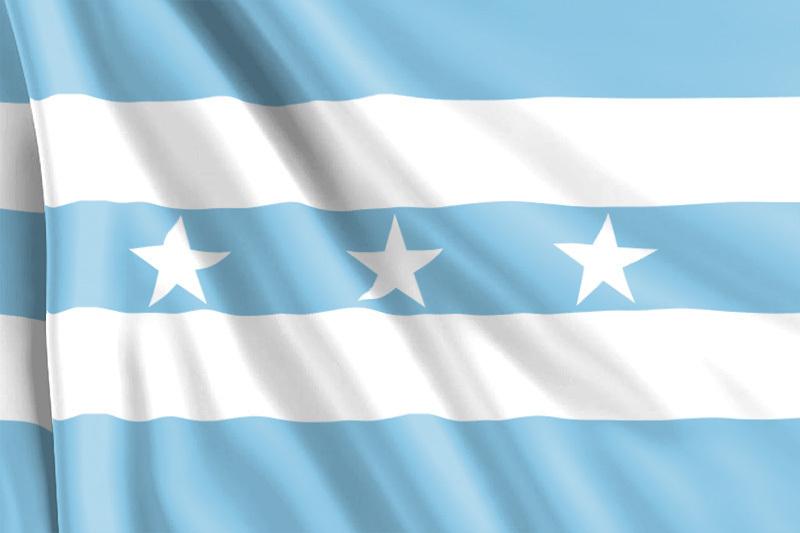 bandera de Guayaquil (1820-1822)