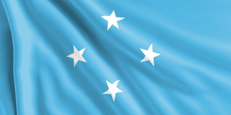 Bandera-Micronesia
