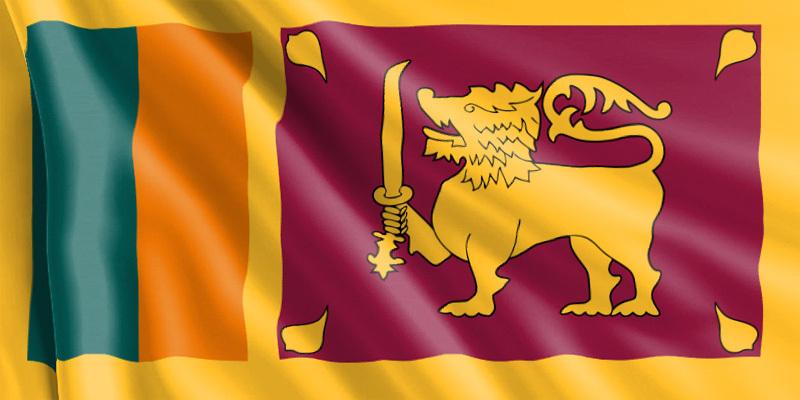 Bandera de Srilanka